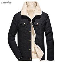 2018 Winter Men Bomber Jacket Air Force Pilot warm collar Male Military coat Mens Laipelar