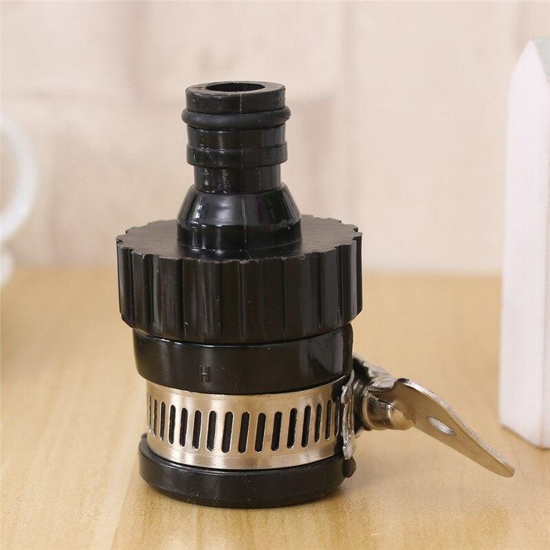 13-17mm Tap Connector Adapter TAPS Mixer Kitchen Garden Bath Hose Pipe Fitting Garden & Patio