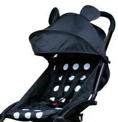 30 warna Bayi kereta bayi kain kusyen tempat duduk dan penutup kereta dorong kereta dorong sun visor bayi tempat duduk perlindungan kusyen