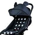 30 colores Yoya Cojín del asiento del cochecito de bebé del amortiguador y el Cojín del asiento del Cochecito fundas del colchón del asiento del bebé con el parasol