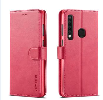 Galaxy A9 Leather Wallet Cover Case