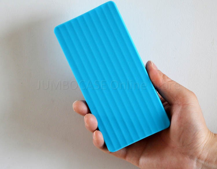 newest 72990 7f48e US $2.99 |Colorful Original For Xiaomi Power Bank Silicone Cover Case Funda  For 20000mAh Xiaomi External Battery Sleeve Case on Aliexpress.com | ...