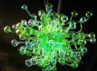 Современные Тип цветок Форма led хрустальный шар подвесной светильник