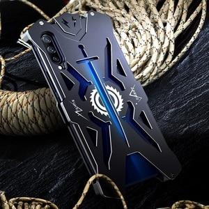 Image 5 - Metal VIVO IQOO case New Thor Series case for VIVO IQOO Luxury Aviation Aluminum Phone Case for VIVO IQOO Powerful Shockproof