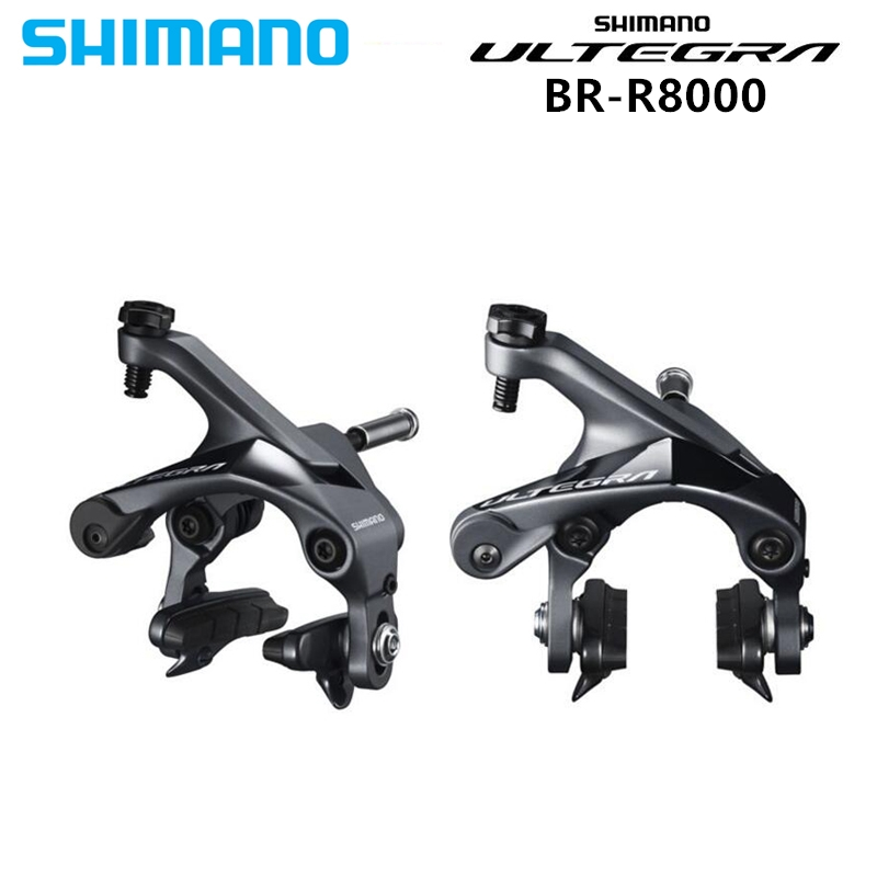 Rear Road Bike Shimano Ultegra BR BR-R8000  Brake Caliper Set Front