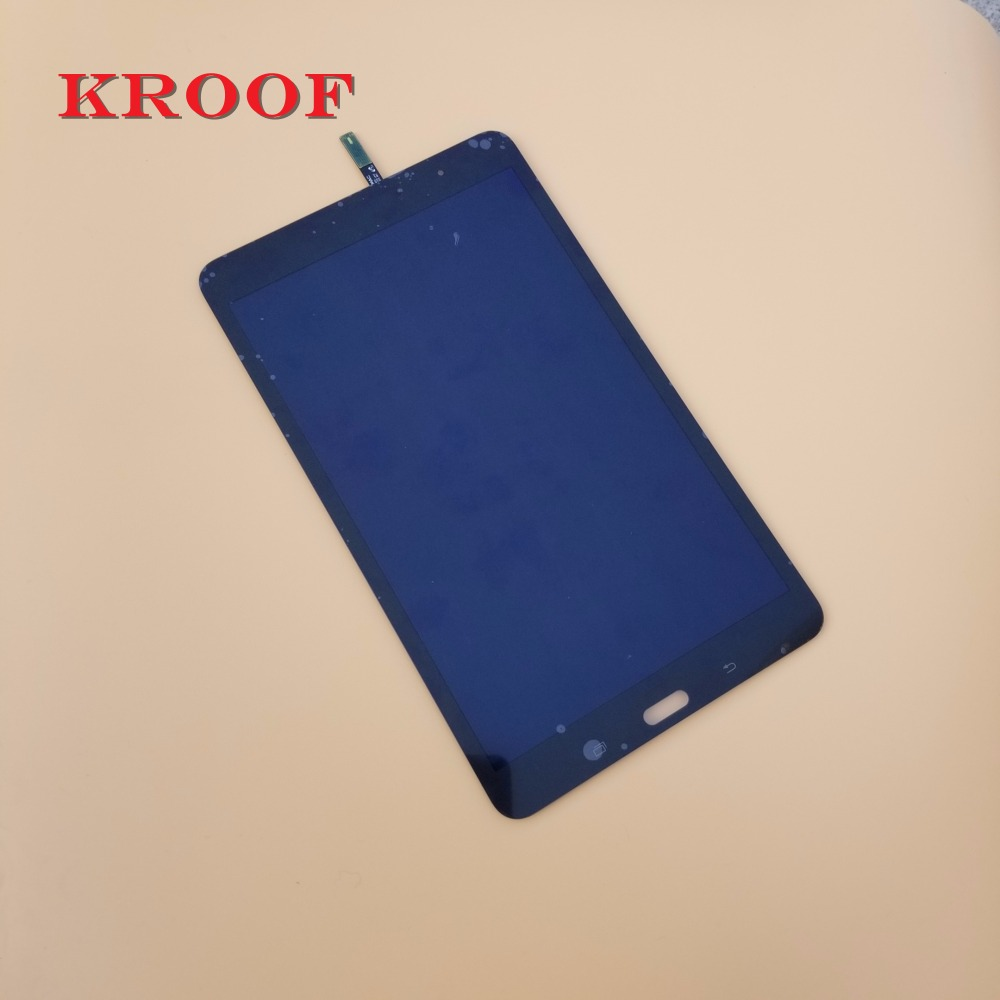 Pour Samsung Galaxy Tab Pro T320 SM-T320 T321 Écran Tactile Digitizer + LCD Display Assemblée Complet Pour T320 T321 T325
