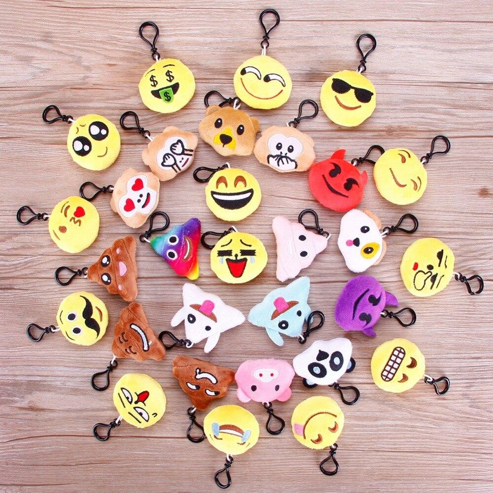 Random Color 10/20/30 Pcs/Pack Emoji Pop Monkey Keychain Cute Bags Decor Party Supplies Favors #255727Random Color 10/20/30 Pcs/Pack Emoji Pop Monkey Keychain Cute Bags Decor Party Supplies Favors #255727