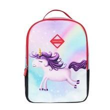 Cartoon unicorn backpack Women Boys/Girls school Bag teenagers man computer feminina Backpack laptop