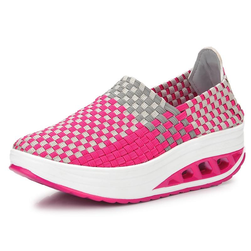 Women Casual Shoes Mesh Air Women Shoes Lightweight Summer  Zapatos Mujer