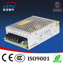 CE approved transformer LEYU brand 10 years' factory power supply 13.8V 2.5A OEM high reliable PSU made in China