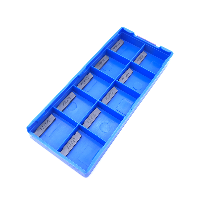 20PCS MGMN200 G PC9030 Parting And Grooving Part Of Turning Tools Carbide Inserts  MGMN 200 Lathe Cutter CNC