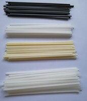 50 шт. новые пластиковые сварочные стержни ABS/PP/PVC/PE сварочные палочки 200 мм для пластиковой сварки