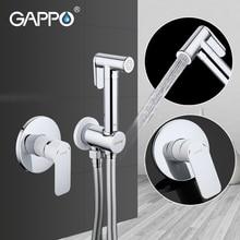 GAPPO смесители для душа латунь ванная комната биде туалет опрыскиватель для биде туалет стиральная машина смеситель для душа ducha higienico биде спрей