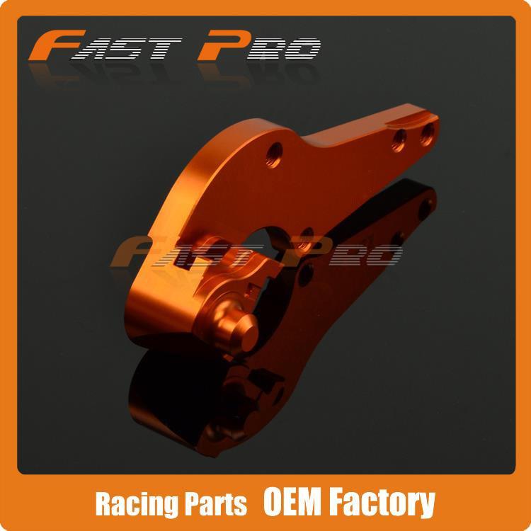 CNC 320MM Supermoto Brake Adapter Bracket For KTM SX SXS MX XCW XCF EXC 125 144 150 200 250 300 400 450 505 530 09-15