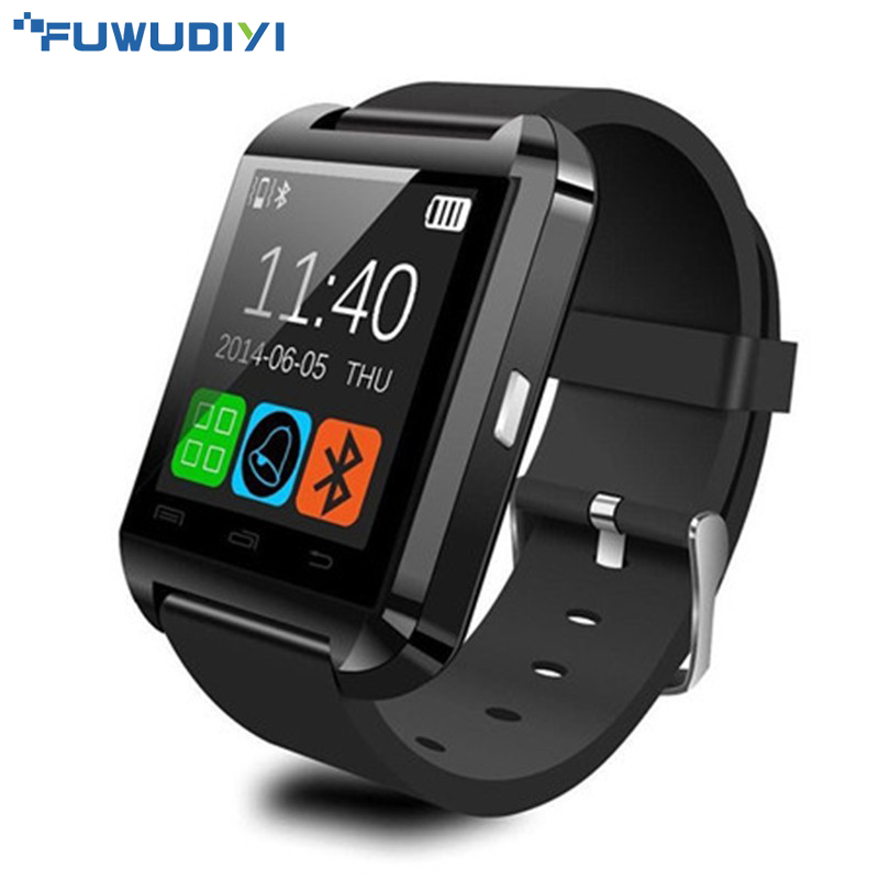 U8 Orologio Intelligente Orologio di Sincronizzazione Notifier Hombre Uomini Bluetooth Mujer Smartwatchs Per Huawei Xiaomi Android Phone PK GT08 DZ09 GV18 KW88