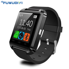 U8 Smart Watch Clock Sync Notifier Hombre Men Bluetooth Mujer Smartwatchs For Huawei Xiaomi Android Phone PK GT08 DZ09 GV18 KW88