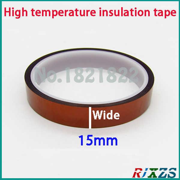 15mm suhu tinggi pita isolasi pita isolasi kecil