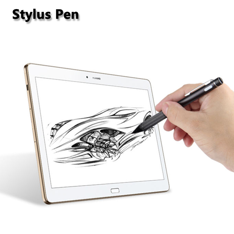 Active Pen Stylus Capacitive Touch Screen For Lenovo YOGA 720 710 920 910 900s 6 7 Pro 5 4 ThinkPad New S3 S2 S1 X1 Laptop Case