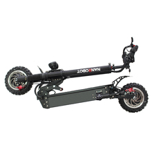 """NANROBOT R11 Powerful 11"""" Adult Scooters 60V 38AH 3600W Motor Allow Top Speed 85KM/H and 100KM Electric 2 Wheel kick e Scooter-in Self Balance Scooters from Sports & Entertainment"""
