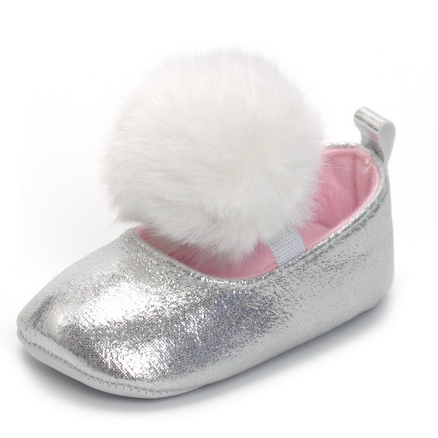 2019 Baby Girls Shoes Princess Cute Soft Sole First Walkers Infant Baby Shoes cute 4