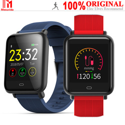 Mesuvida Q9 Smartwatch Waterproof Sports For Android / IOS With Heart Rate Monitor Blood Pressure Functions Smart Watch