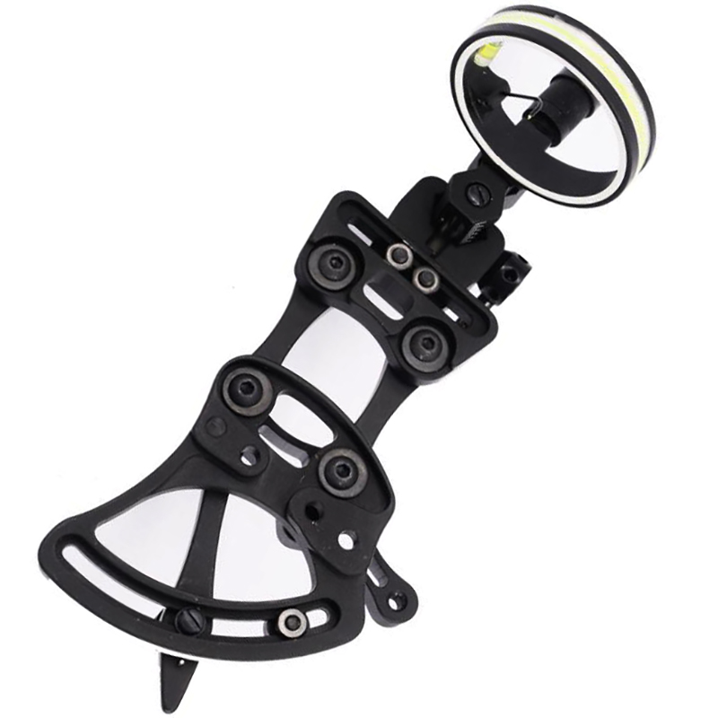 1 pin Compound Bow Sight Single Pin Bow Sight with Lights Outdoor Hunting Athletics Bow Shooting1 pin Compound Bow Sight Single Pin Bow Sight with Lights Outdoor Hunting Athletics Bow Shooting