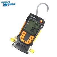 Лидер продаж цифровой вакуумный манометр давление метр тестер измерительный прибор модель Testo 552
