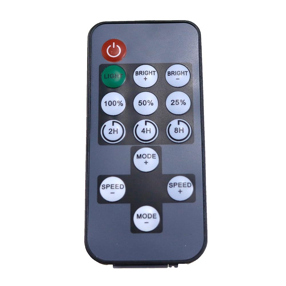 Time LED Controller Mini RF Wireless Led Remote Controller Led Dimmer Controller For Single Color Light Strip SMD5050/3528/5730