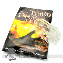 Third Degree Burn Free Shipping Close Up Street Magic Tricks Toys Props Wholesale And Retail Email Explanation Video
