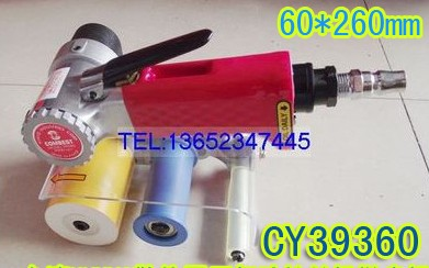 Pneumatic Tools Belt Polisher Machine Taiwan Combest Kang Speed CY-39360 60*260Mm Belt Sanders