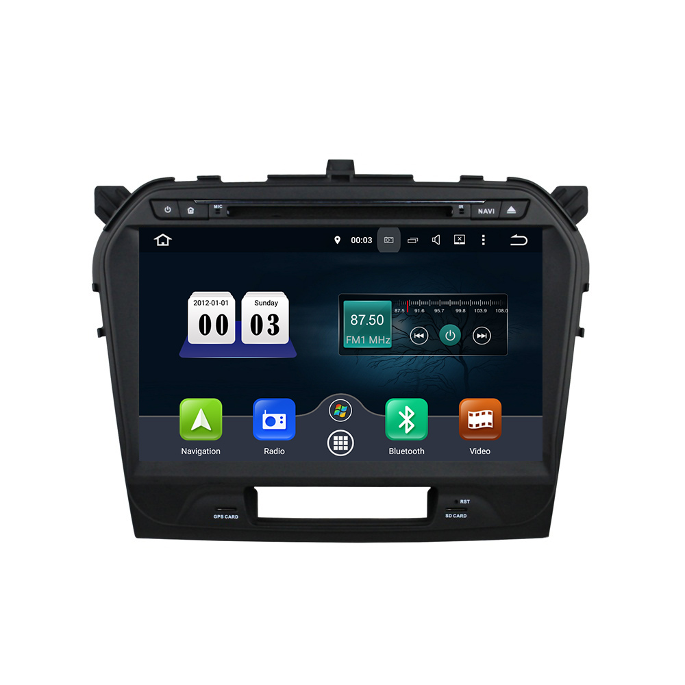 "KLYDE 10.1"" 8 Core Android 8.0 For SUZUKI Vitara 2015-2017 Car Radio 2+16GB 4+32GB 4+64GB Multimedia Audio Stereo"