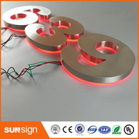 Make Super Bright High Quality House Number Led