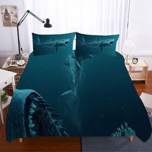 The Meg King Size 3D Bedding Set Home Textile Edredon Sets Duvet Cover Bed Sheets PillowCases Linen Beddingoutlet