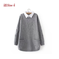 Dower Me High Quality Cashmere Sweater Women Sweater Knit Top Sweater Winter Strong Autumn Female Women