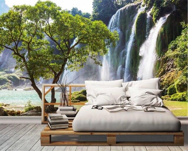 beibehang personnalis papier peint salon chambre murale. Black Bedroom Furniture Sets. Home Design Ideas