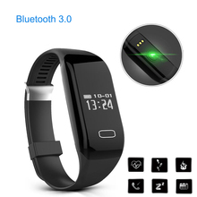 Smartband Wasserdichte Intelligente Band Armband Fitness Tracker Armbänder Touch Tragbare Cicret Smartwatch Bluetooth 4,0 Ios/android