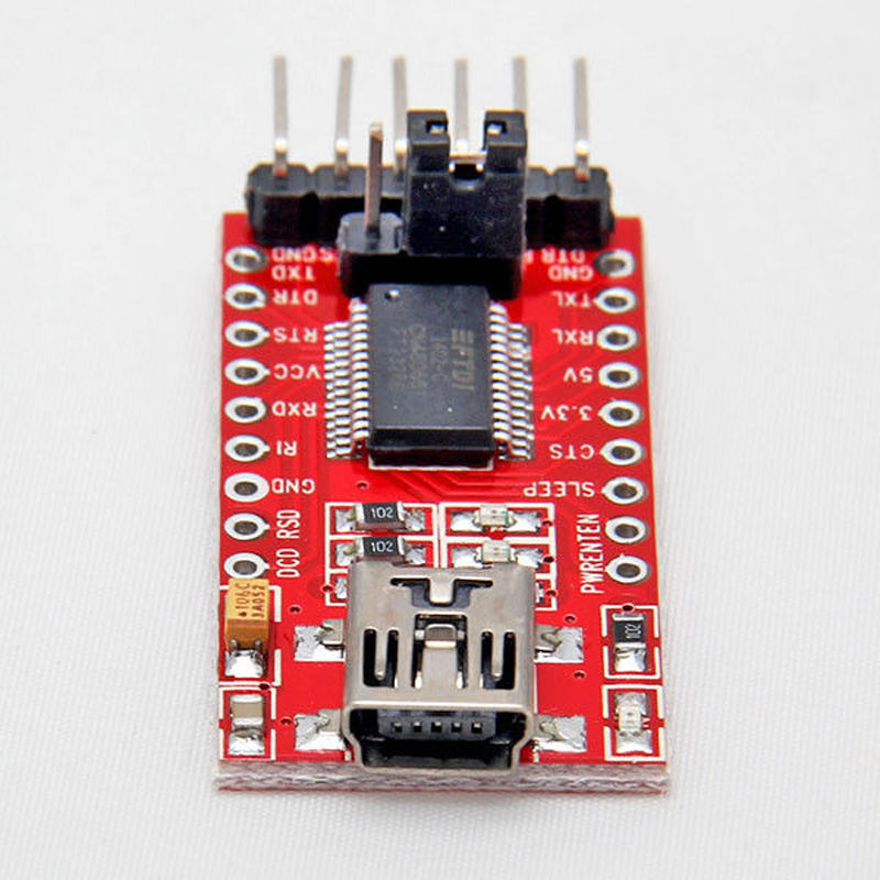 Arduino Serial USB Board - DEV-08165 - SparkFun Electronics