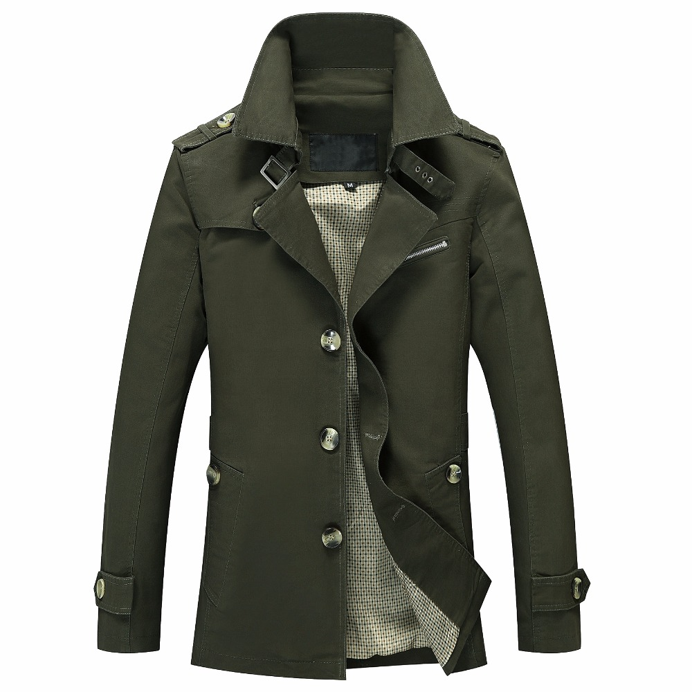 Military Style Winter Coats Promotion-Shop for Promotional ...