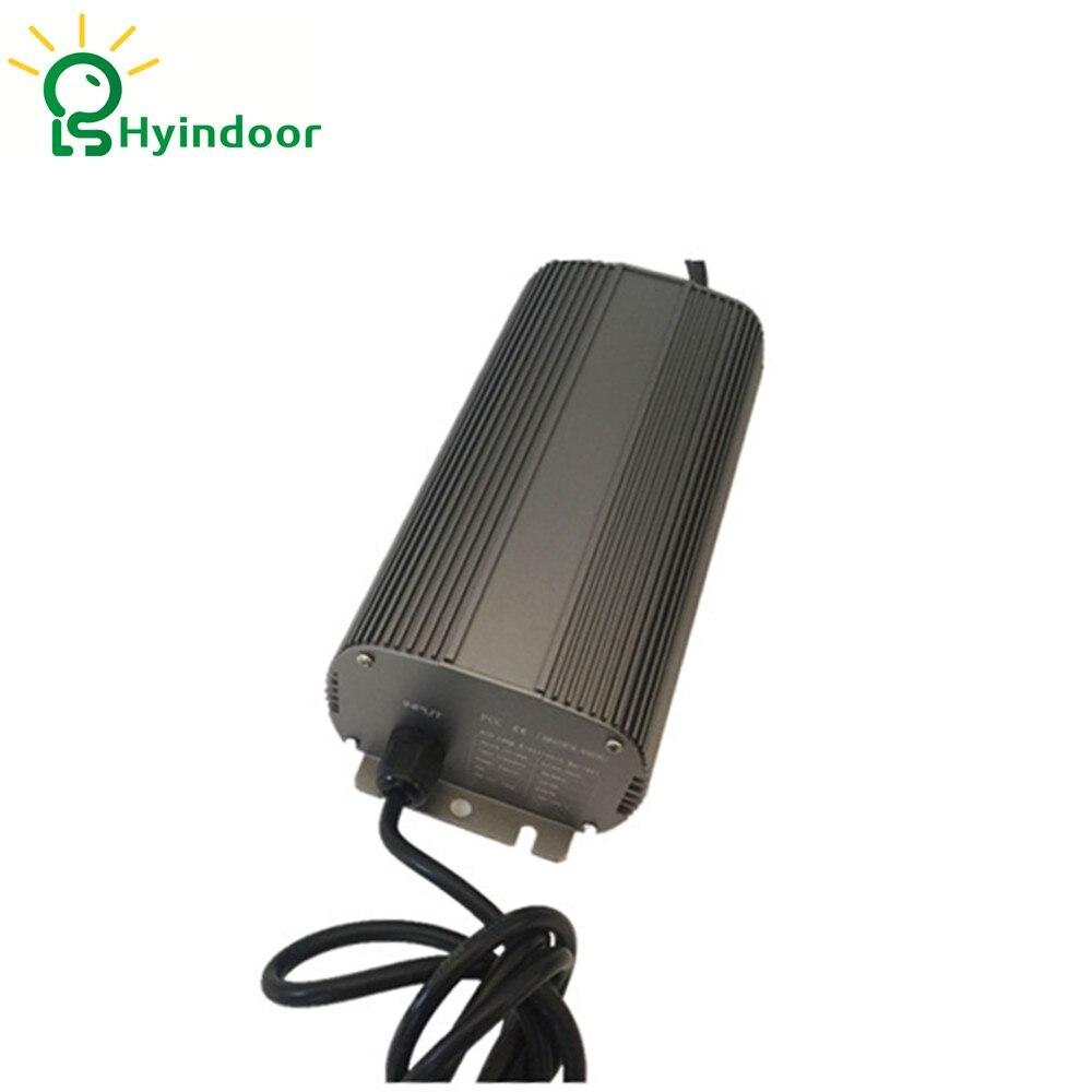 USA PLUG MH/HPS 250 w Ballasts électriques Dimmable pour lampes de culture accessoires d'éclairage Ballast de lampe Elettronico