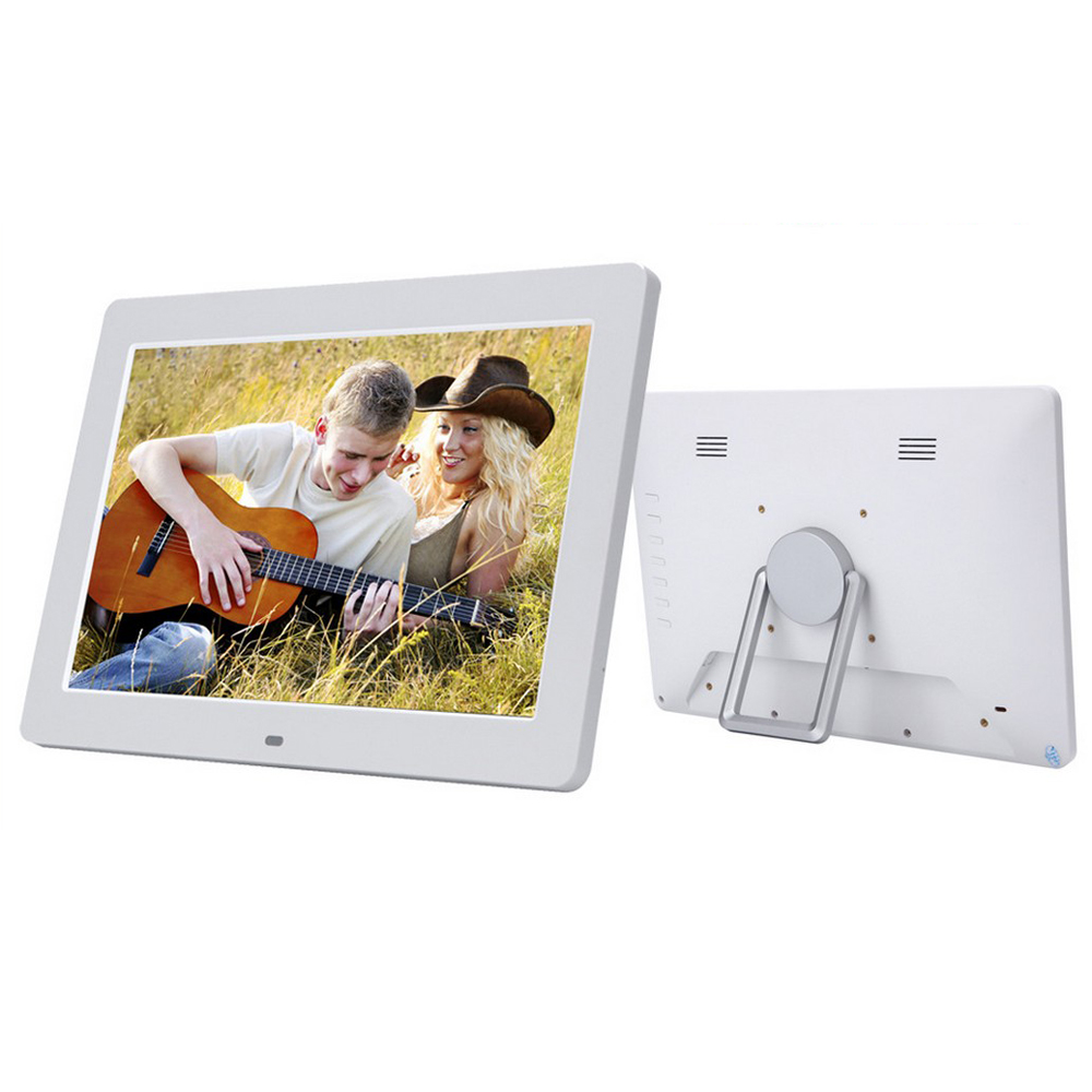 Xuenvo Brand 12.1'' HD Digital Photo Frame Remote Control Multimedia Photo Album With MP3 Video Photo Play Calendar Function. 9 7 hd digital photo frame with remote control silver