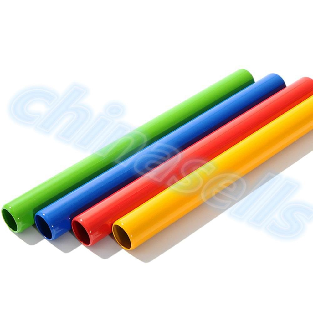 1pcs Ebaton Pass Track And Field Match Aluminum 2.8 Cm Athletics Relay Baton Running Match Baton