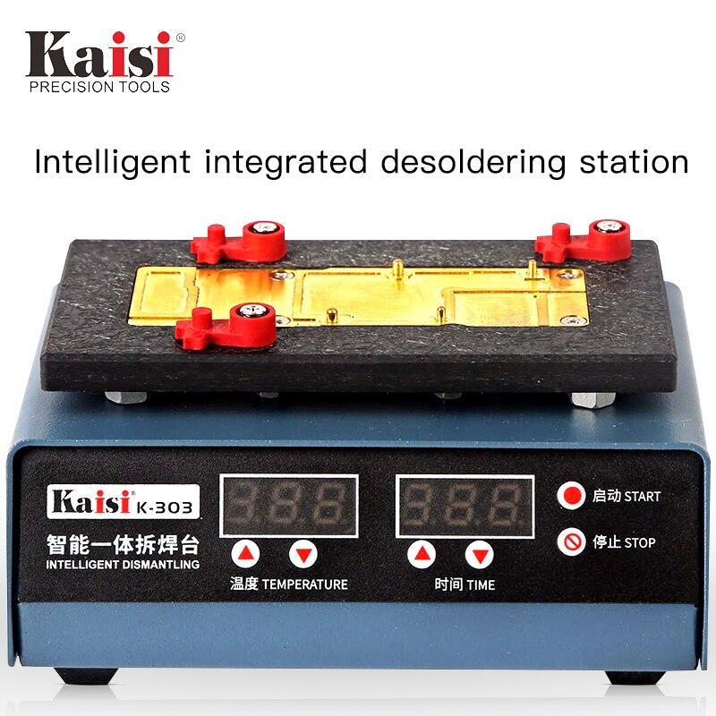 K 303 Heating Preheater Desoldering Station Intelligent Unsoldering Tool For IX IXS IXSMAX Motherboard CPU Repair