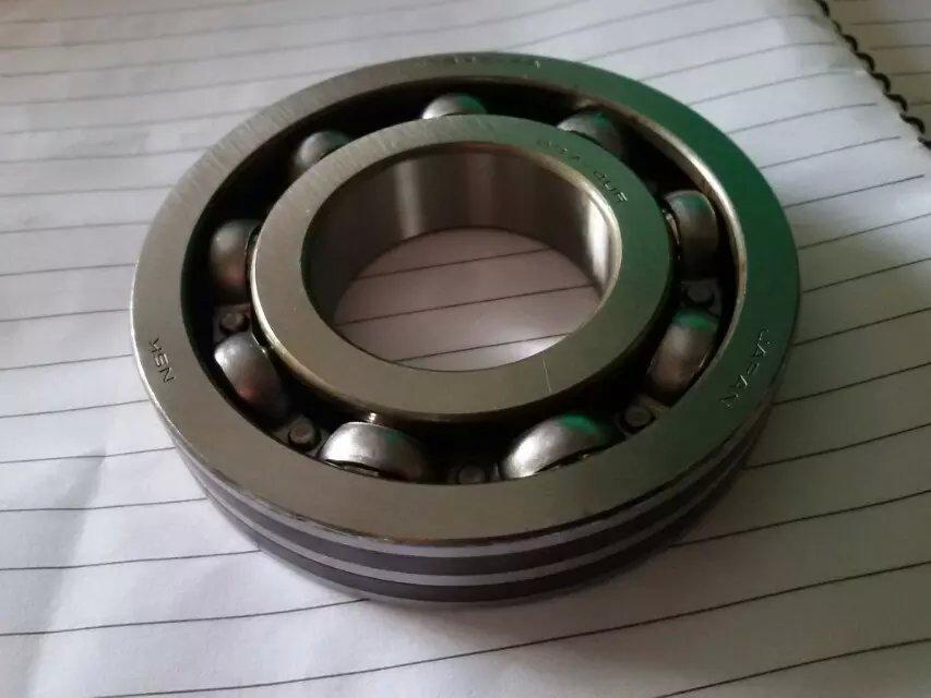 2 pcs of B43-4 UR bearing ve b43 cv