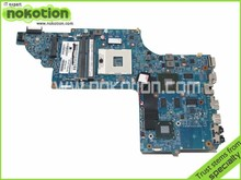 682000-001 Laptop motherboard For Hp Pavilion DV7-7000 Intel ddr3 With nvidia GT630M 1GB graphics memory 48.4ST10.031