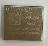 2pcs/lot Original Wireless Wifi Bluetooth PCB Board AW NB218 2 22180 B1H For PS4 CUH 1200 Motherboard