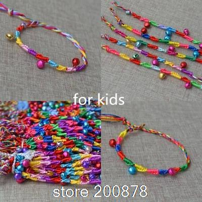 how to make cotton thread for kids