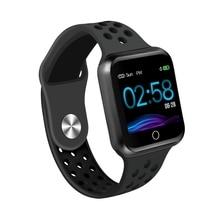 купить 1.3 Inch Color Screen, Heart Rate Blood Pressure Monitoring Smart Watch, Ip67 Waterproof Sports Bracelet Watch Pedometer, Calo дешево