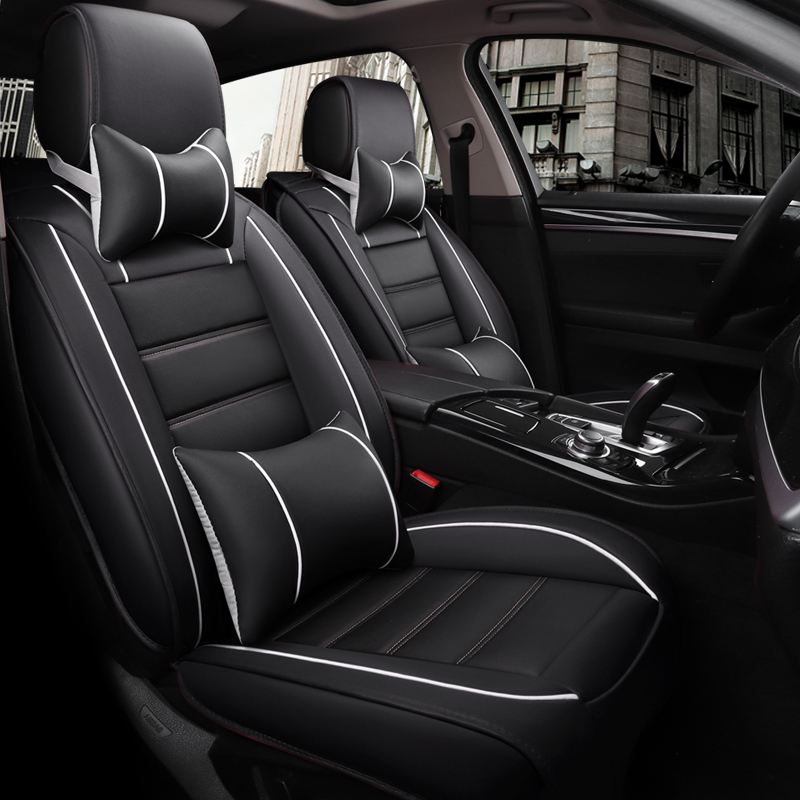 5 Seats Car Seat Cover Fit HONDA CR V/Ridgeline/LEGEND Fit