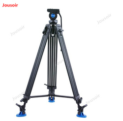 KH26NL tripod professional portable SLR camera photography camera tripod hydraulic video head  CD50 T03