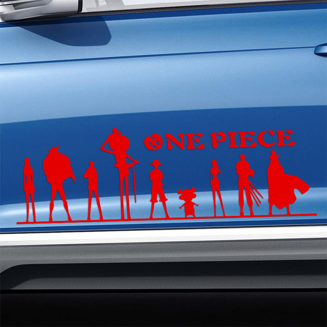 10 Pairs 58x18cm Personal Customizable Cool One Piece Car Door Sticker  Car Styling For All